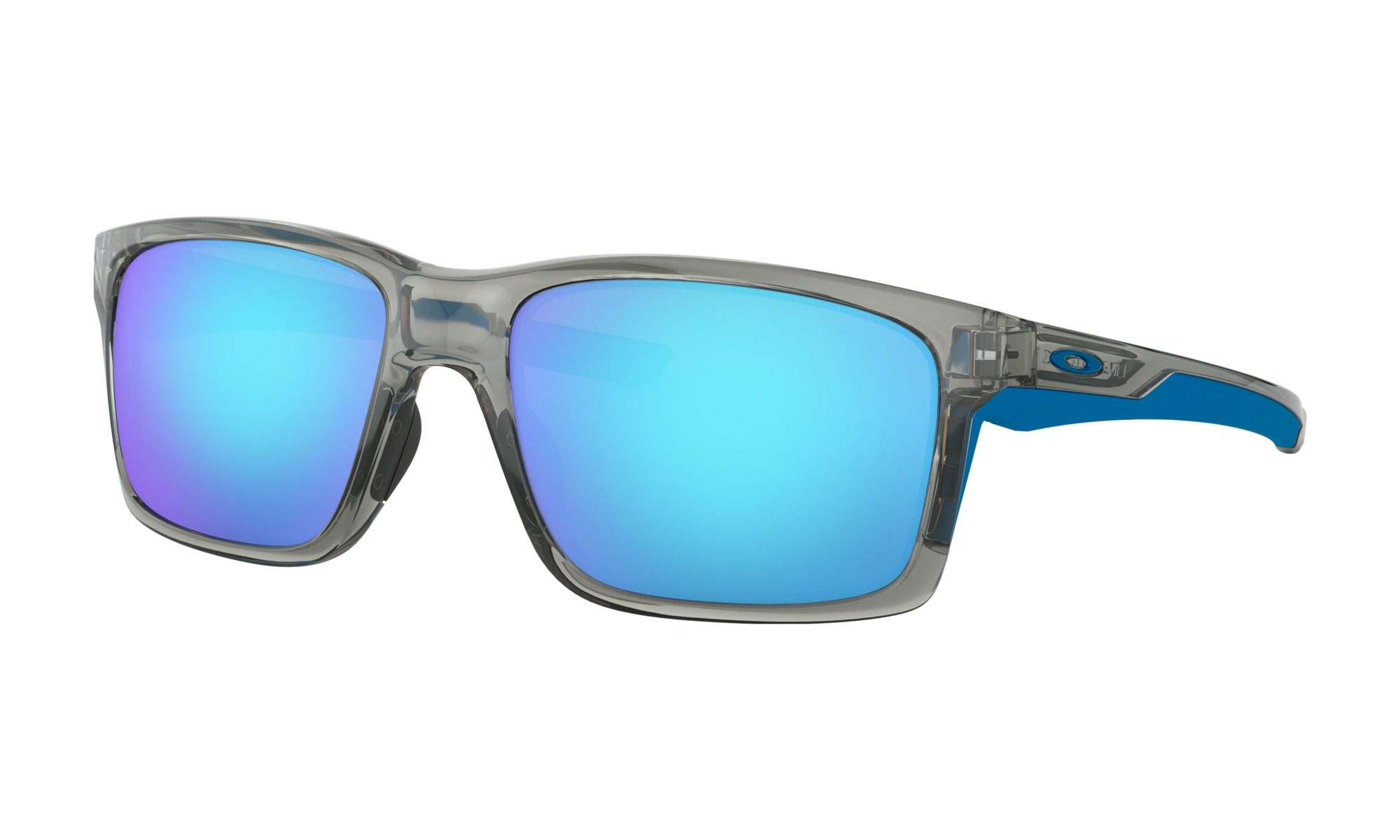 1bd94bcc645 Oakley Mainlink - Grey Ink - Sapphire Iridium - Bike Shop ...
